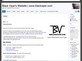 http://www.blackviper.com